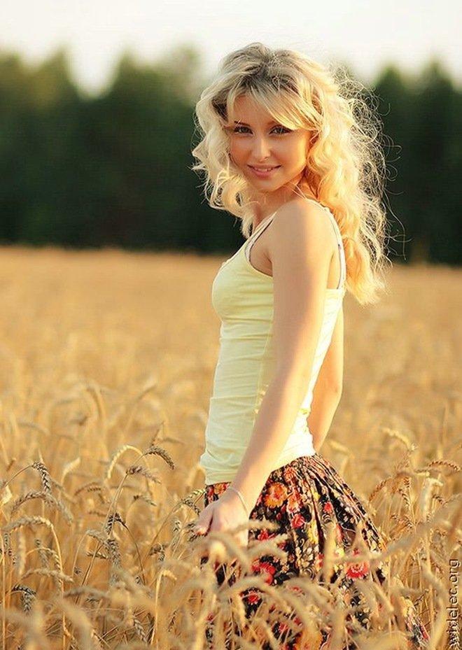 Фотографии красивых девушек (72 фото)