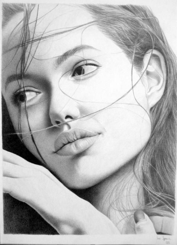 Классные рисунки карандашом (39 фото)