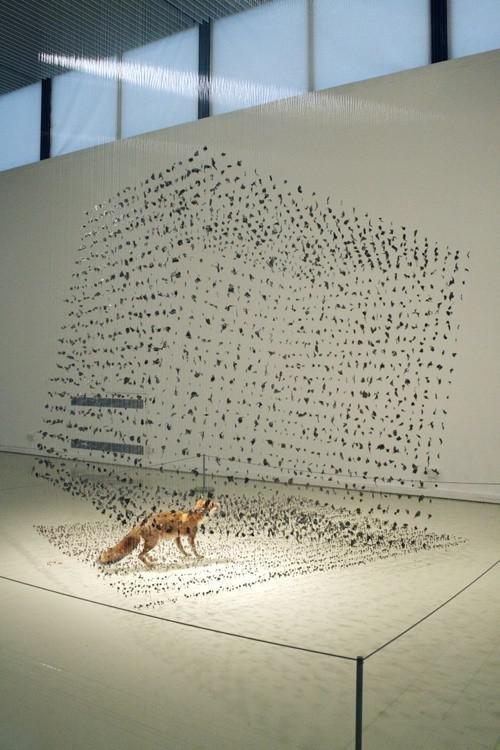 Необычные скульптуры (12 фото)
