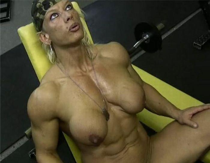 Сильная женщина (8 фото)
