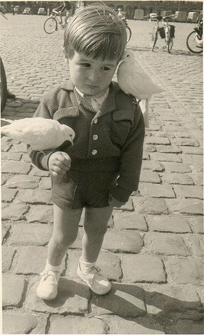 Странные фотографии из прошлого (91 фото)