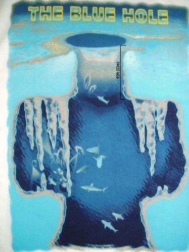 Большая Голубая дыра (7 фото)