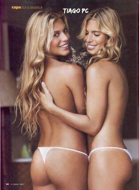 Двойняшки (43 фото)