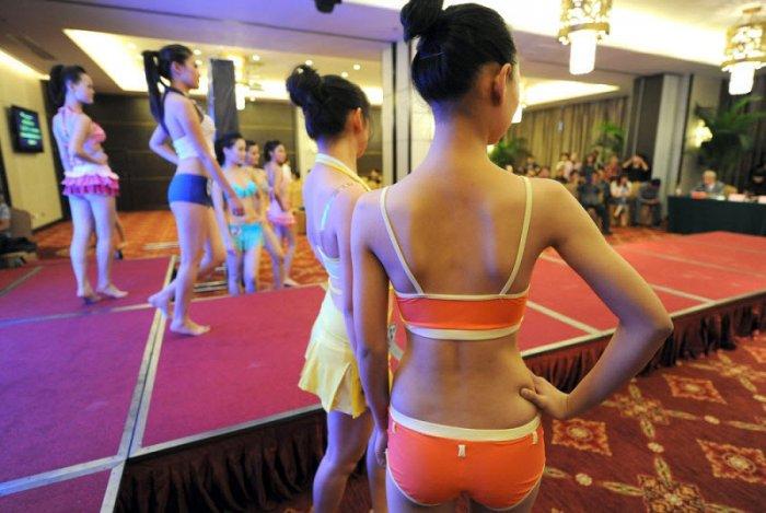 Китайский кастинг (9 фото)