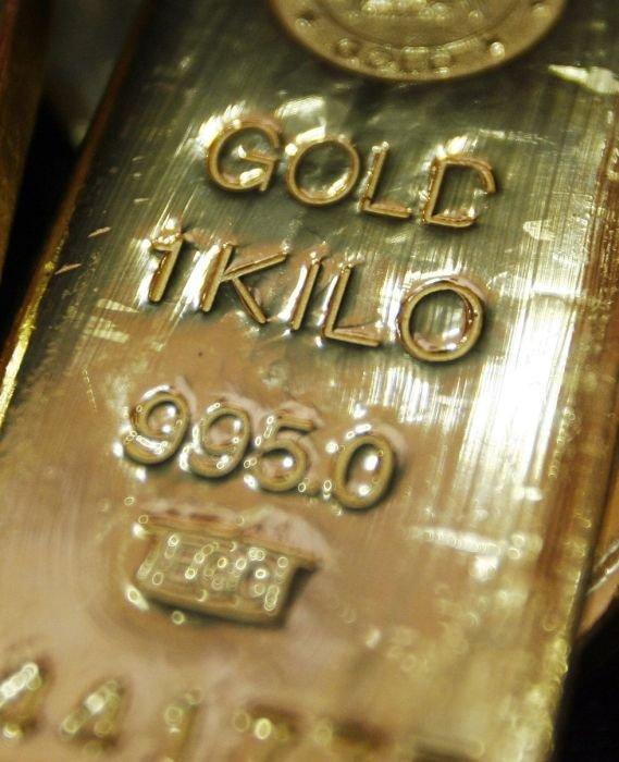 Золото (23 фото)