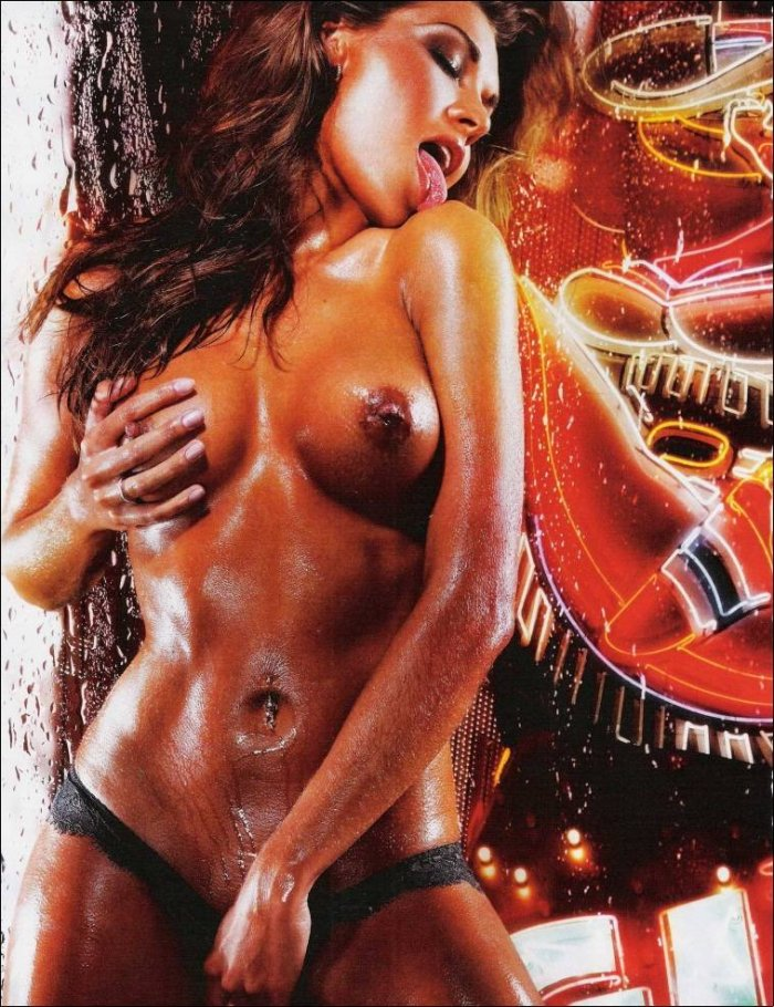Новосельская Юлия в Playboy (5 фото)