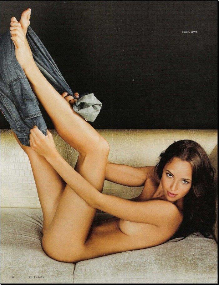 Кузнецова Наталья в Playboy (9 фото)