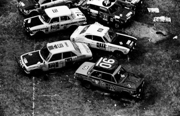 Москвич 412 - призер ралли века Лондон - Мехико 1970 (13 фото)