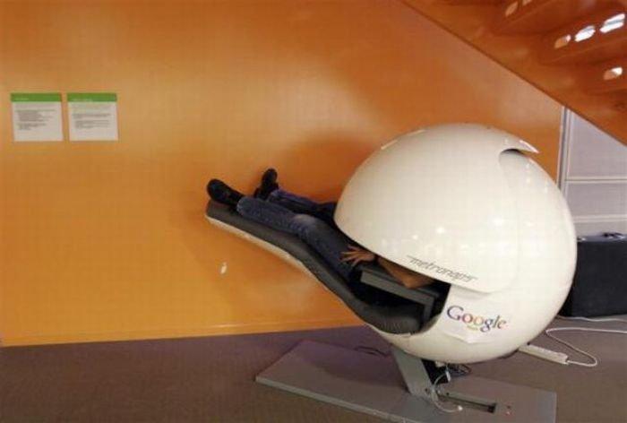 Офис Google (32 фото)
