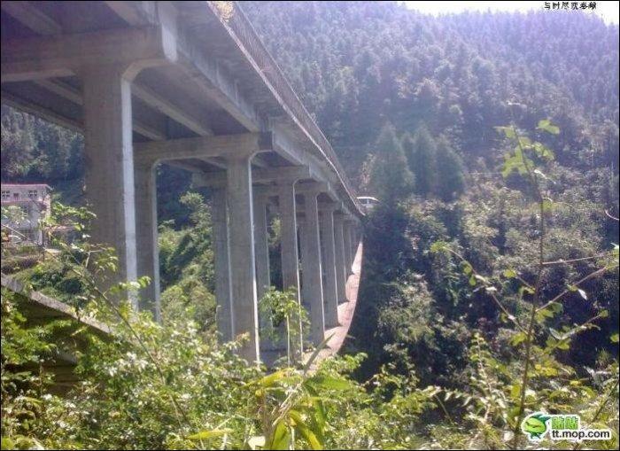 Мост по-китайски (7 фото)