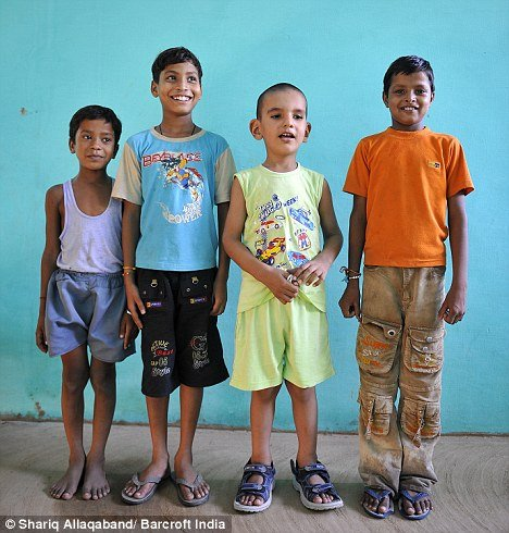 Самый высокий ребенок в мире (6 фото + текст)