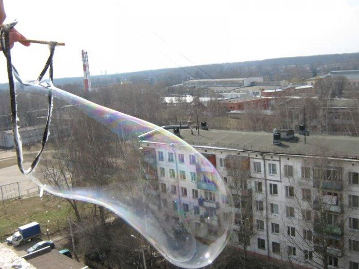 Как надуть большие пузыри (24 фото + текст)