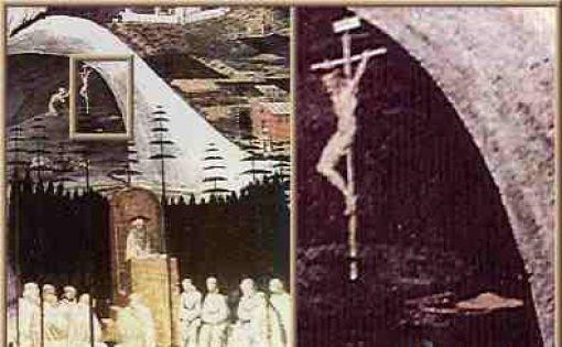 Инопланетяне на изображениях прошлого (19 фото)