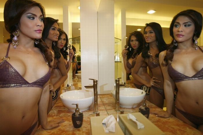 Конкурс красоты (11 фото)