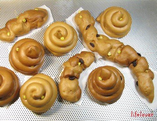 Вкусные булочки (6 фото)