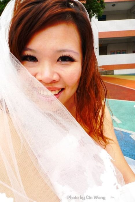 Вышла замуж сама за себя (11 фото + текст)
