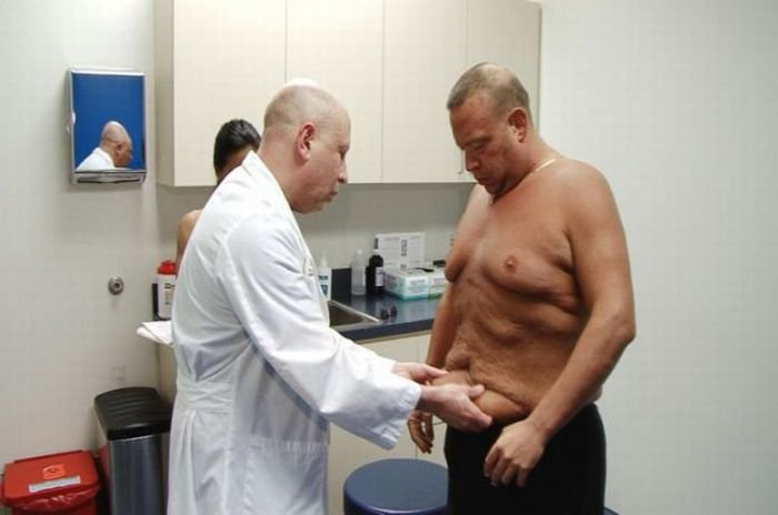 Парень, который смог похудеть (19 фото)