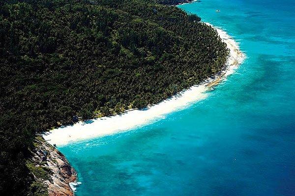 Райский остров на Сейшелах (48 фото)