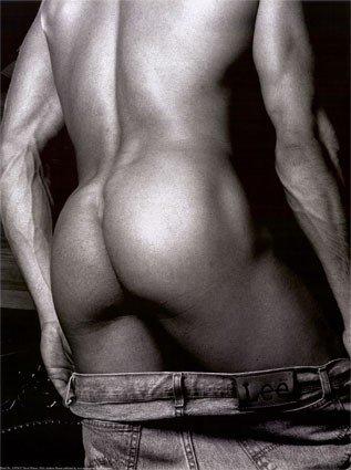 Пост для девушек. Мужчины. Вид сзади (21 фото)