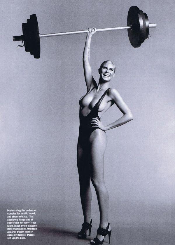 Heidi Klum (5 фото)