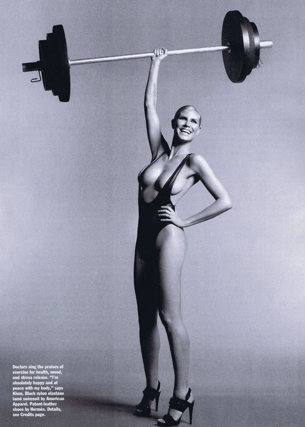Heidi Klum (5 ����)