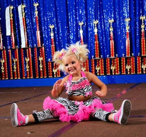 Детский конкурс красоты (12 фото)