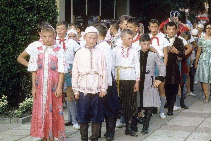 60-е годы в СССР (24 фото)