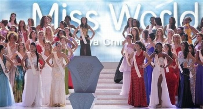 Мисс Мира 2010 (25 фото)