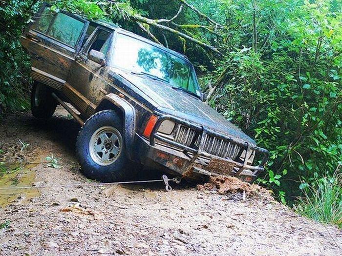 Авто неудачи (20 фото)