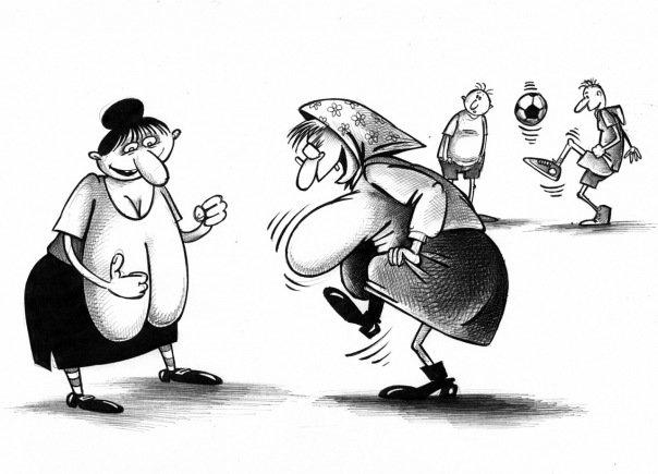 Подборка комиксов и карикатур (28 фото)