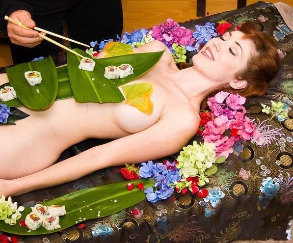 Как есть суши (30 фото)