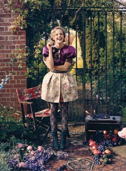 Взросление Эммы Уотсон (100 фото)