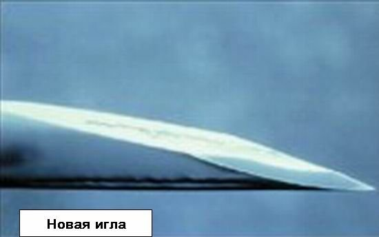 Что происходит с иглой шприца после укола (4 фото)