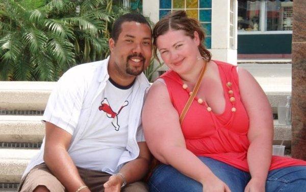 Девушка похудела на 97 килограмм (6 фото)