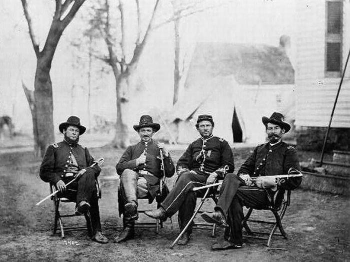 Гражданская война (50 фото)