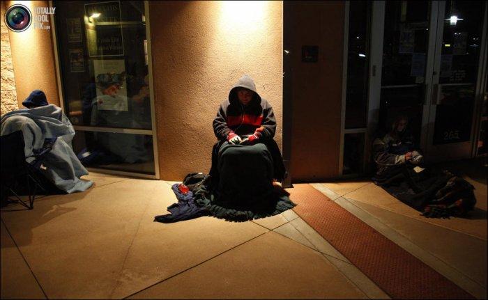 Черная пятница в США (27 фото)