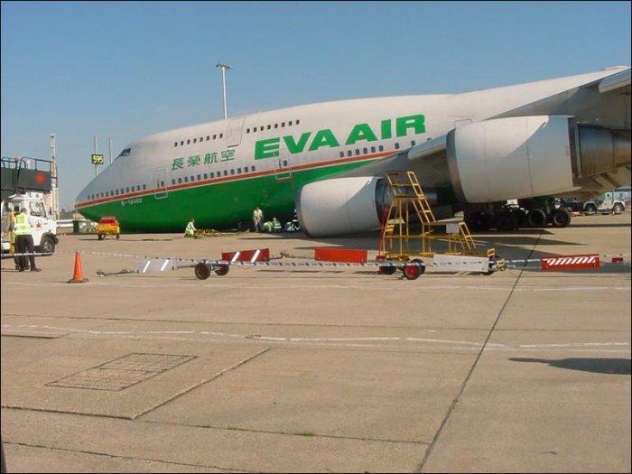 Аварии с самолетами (39 фото)