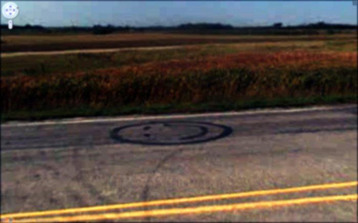 Любопытные снимки из Google Street View (14 фото)