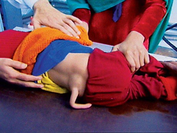 Отклонения человеческого тела (12 фото + текст)