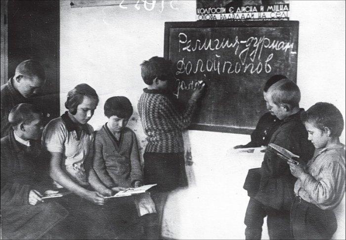 Украинская деревня в первой половине 1930-х годов (28 фото)