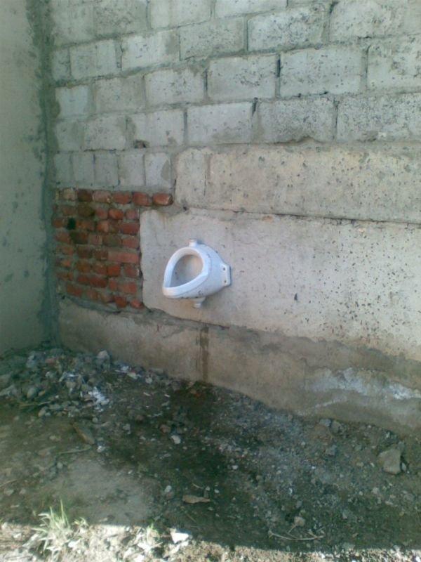 Туалетный прикол (3 фото)