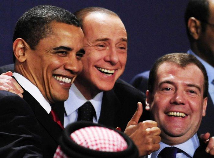 Забавные политики (19 фото)