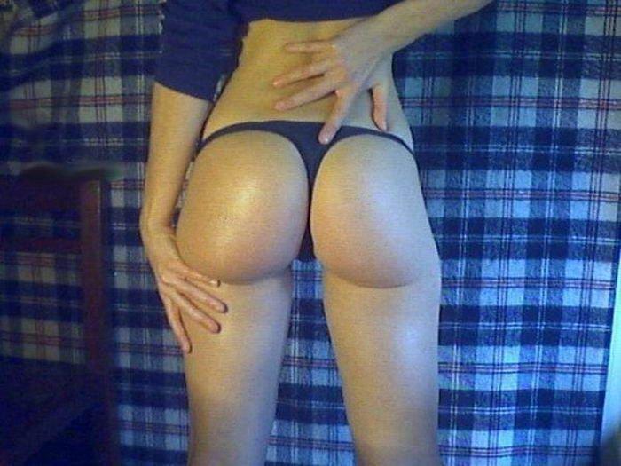 Самая сексуальная попка интернета (17 фото)