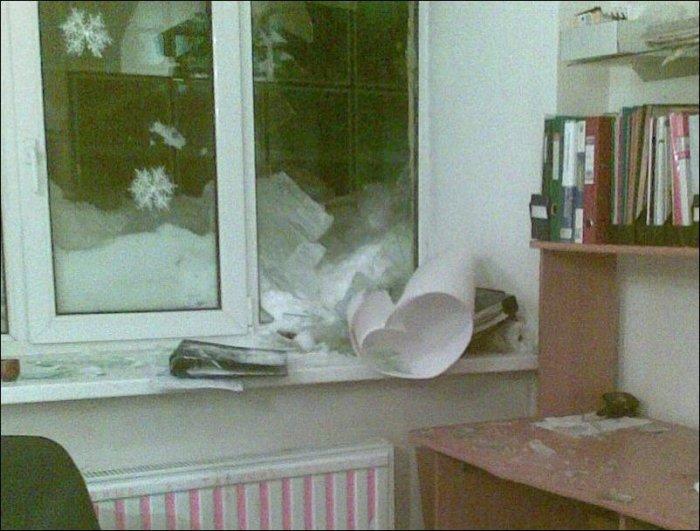 Нежданный подарок (2 фото)
