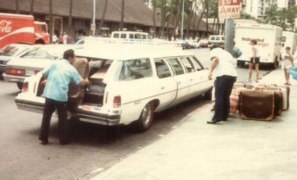 Лимузины по-западному (41 фото)