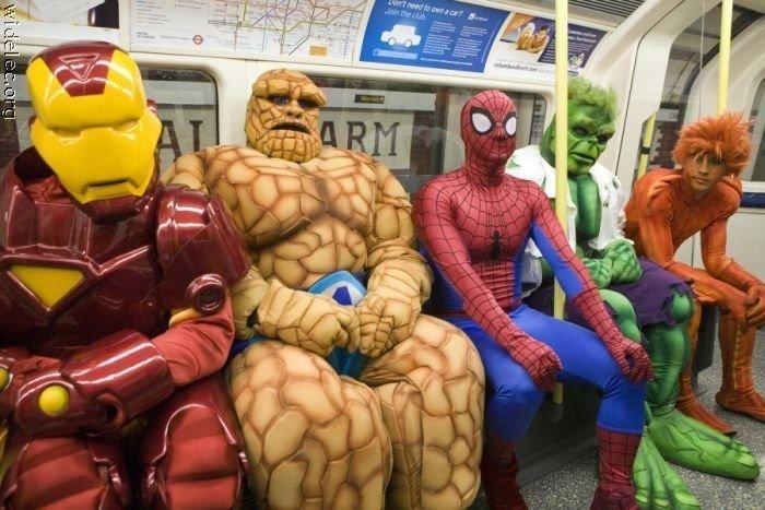 Люди в костюмах (98 фото)