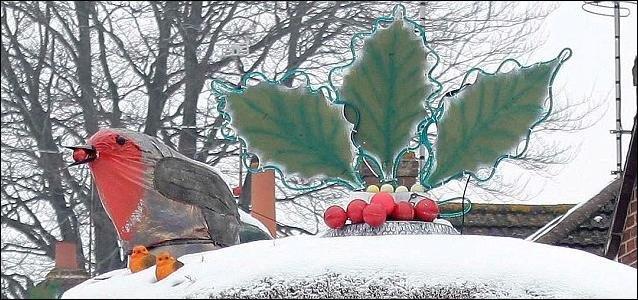 Дерево-пудинг (3 фото)