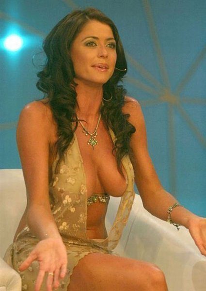 Телеведущая Памела Дэвид (10 фото)