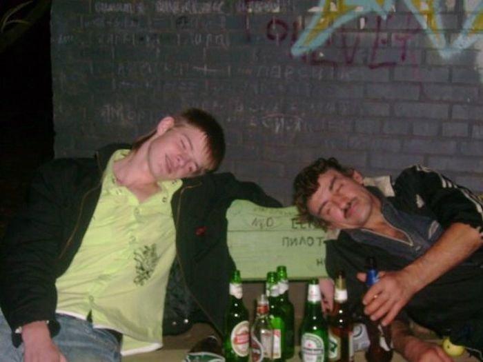 Выпили лишнего (45 фото)