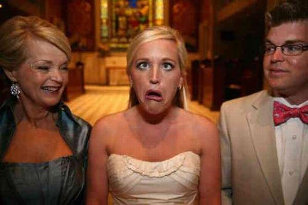 Загонные свадебные снимки (29 фото)